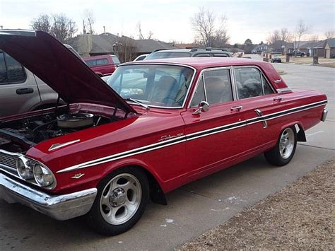 1964 Ford Fairlane For Sale by 1964 Ford Fairlane For Sale Midwest City Oklahoma