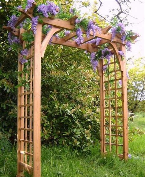 Garden Arch Arbour 25 Best Ideas About Garden Archway On Garden