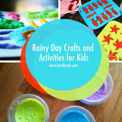 rainy day crafts for rainy day crafts and activities for