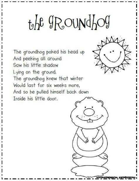 groundhog day poetry mrs brinkman s groundhog day 2013