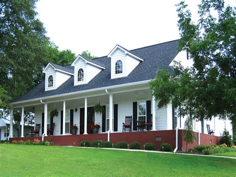 house with wrap around porch country house plans with porches one story country house