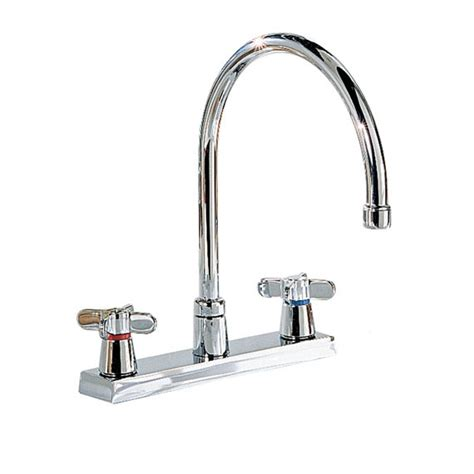 american standard kitchen faucets american standard 6274 000 heritage gooseneck kitchen faucet