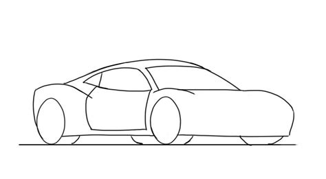 how to draw a car 8 steps with pictures wikihow how to draw a 458 junior car designer