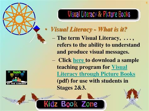 teaching visual literacy through picture books ppt picture books powerpoint presentation id 3661580