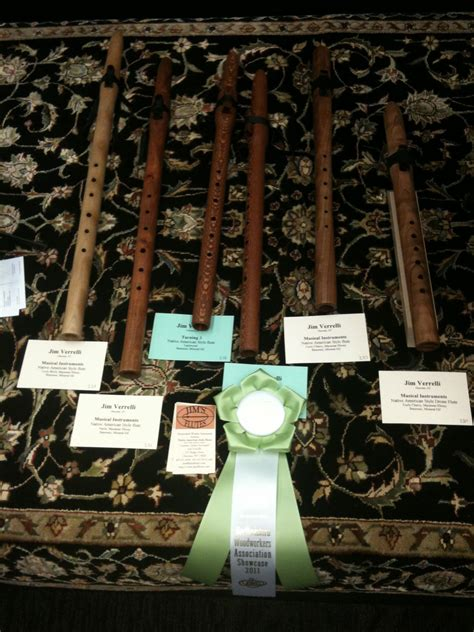 northeast woodworkers jim s flutes my journey