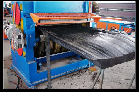 rubber st machine suppliers rubber splitting machine with ce approval gj2a h