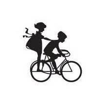 bicycle rubber st png silhouettes st valentin cerca con