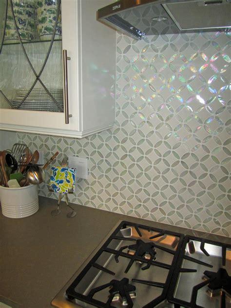 glass tile kitchen backsplash photos hgtv