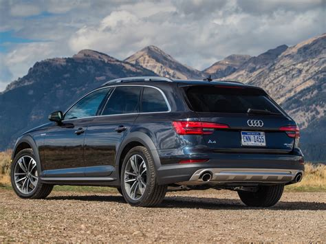 Audi A4 Avant Wagon by The New Audi A4 Allroad Wagon Review Business Insider