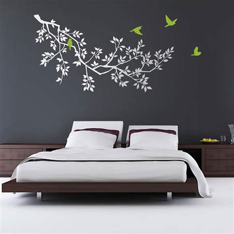 images of wall stickers wall stickers branches white by zazous