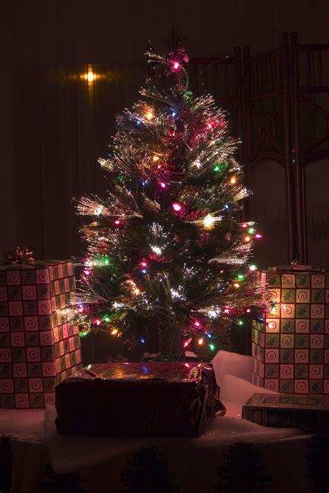 christmastree lights artificial tree