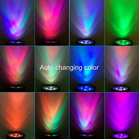 led colored lights outdoor led solar spotlight wall light multi color