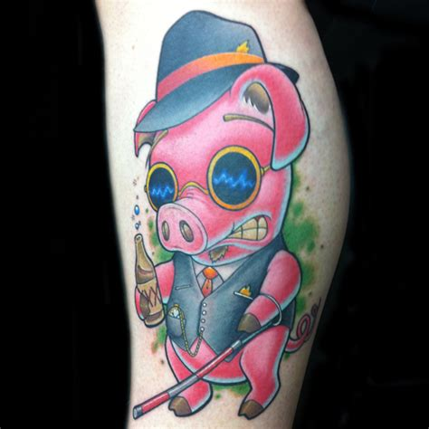pig tattoo meanings itattoodesigns com