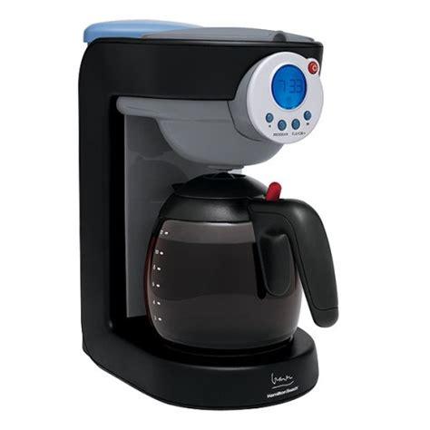 # Best Price Michael Graves Design® Automatic Drip Coffeemaker   Black (40304)   Hamilton Beach