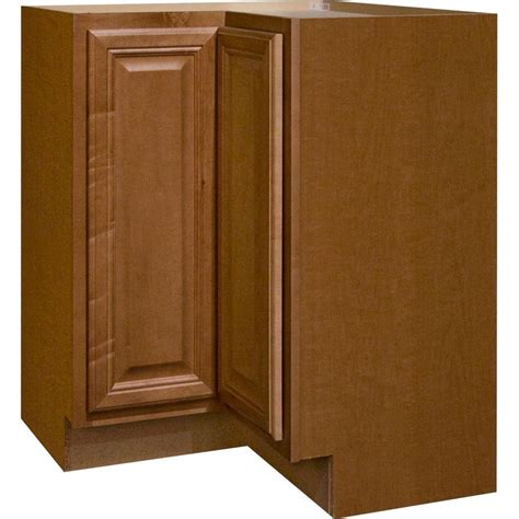 corner kitchen base cabinet hton bay cambria assembled 28 5x34 5x16 5 in lazy