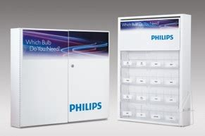 philips cabinet lighting philips introduces two new automotive bulb cabinets for shops