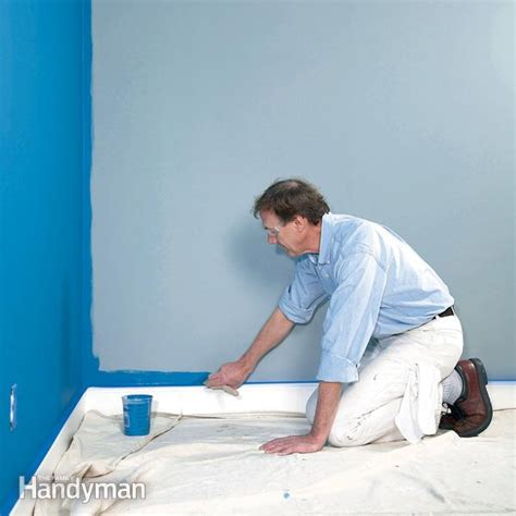 painting a room how to paint a room the family handyman