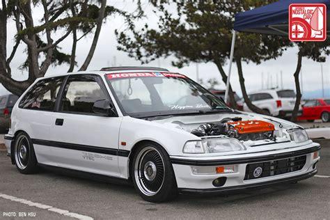 Ef Honda by Honda Civic Ef Hatchback White