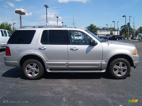 2004 Ford Explorer by Silver Birch Metallic 2004 Ford Explorer Limited 4x4