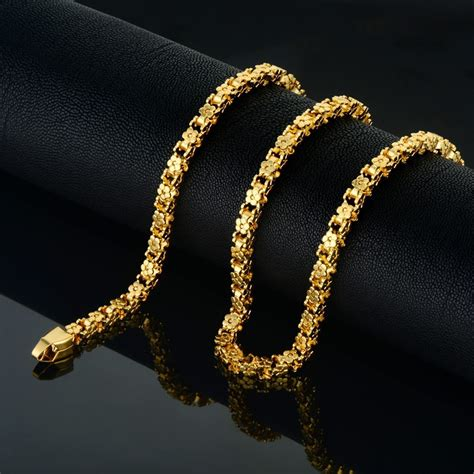 jewelry gold chain popular chunky gold chain necklace buy cheap chunky gold
