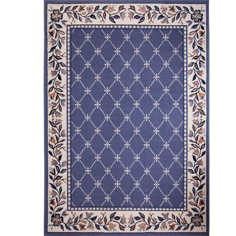 area rugs blue home dynamix geometric country blue area rug reviews