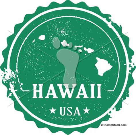 rubber st hawaii vintage hawaii usa state st seal stompstock