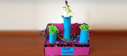 carnival crafts for to make incultureparent shoe box craft
