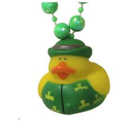 rubber duck st 42in st pats rubber duck necklace