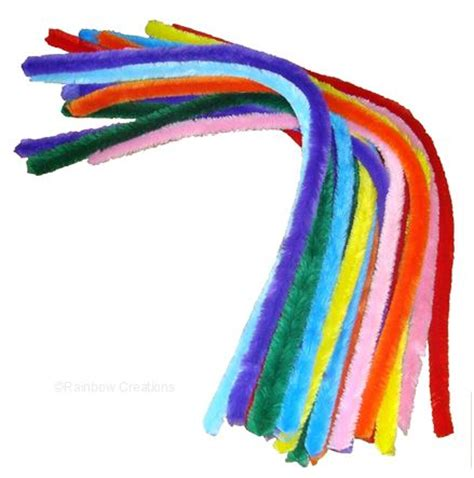 pipe cleaners and jumbo pipe cleaners children s craft supplies pipe
