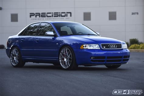 Audi B5 S4 keith s quest to build the nogaro blue s4