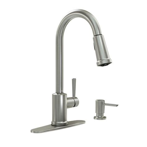 kitchen faucet one moen touch kitchen faucet
