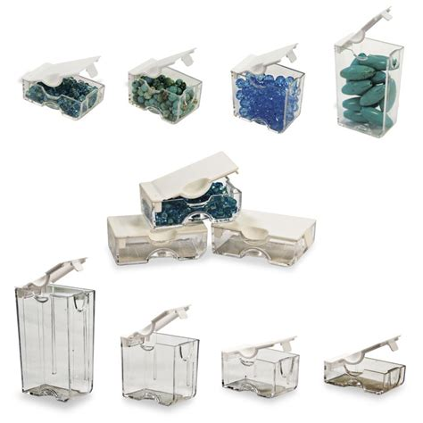 small bead storage containers small containers storage boxes x8 bead storage