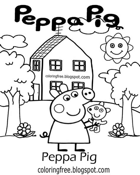 How To Draw A Pig Standing Up by Free Coloring Pages Printable Pictures To Color Kids