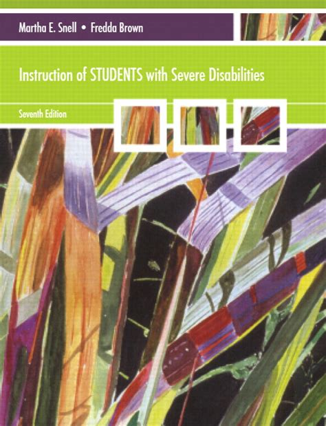 of students with severe disabilities pearson etext with leaf version access card package 8th edition lamorte school cases and concepts coursesmart etextbook