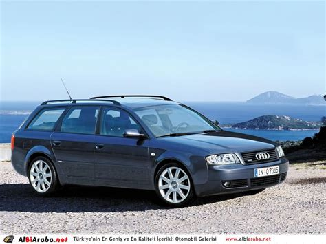 2002 Audi A6 Specs by 2002 Audi A6 Avant 4b C5 Pictures Information And