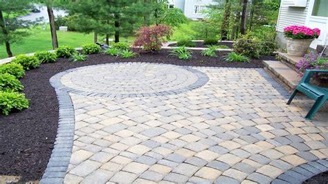 home patio designs laying landscape pavers driveway brick paver patio
