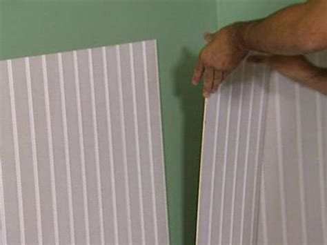 bead board lowes how to install wainscoting lowes your home