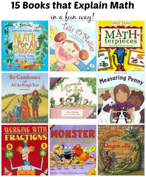 picture books to teach math 9 colorful ways to learn math edventures with