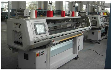 knitting machine industrial our knitting process