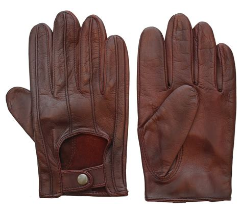 brown leather gloves mens new men s leather gloves alter