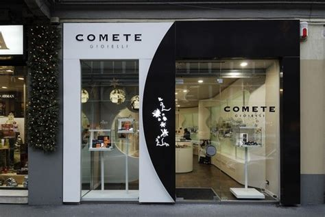 jewelry shop comete jewelry store in milan pursuitist