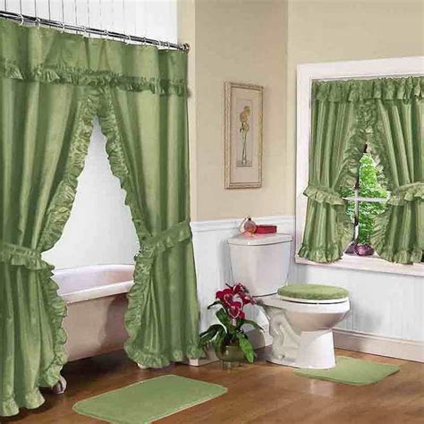 bathroom shower curtain sets bathroom window shower curtain sets window treatments