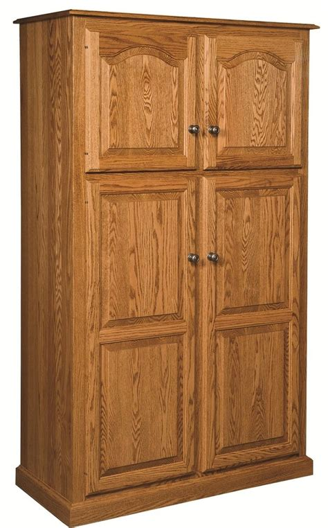 storage cabinets kitchen amish country traditional kitchen pantry storage cupboard