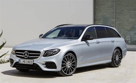 2017 Mercedes E Class by Lastcarnews Official 2017 Mercedes E Class Wagon