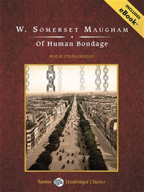 a string of maugham of human audio