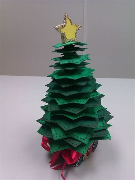 bastelanleitung weihnachtsbaum weihnachtsbaum selber basteln 25 ideen anleitungen