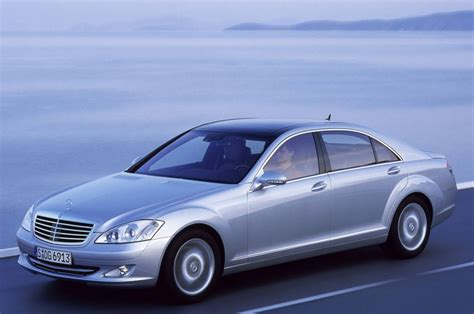 2007 Mercedes S 550 by 2007 Mercedes S550 Review Top Speed