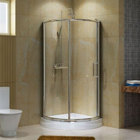 bathroom shower enclosure 24 quot w economy add a shower kit with shower the o