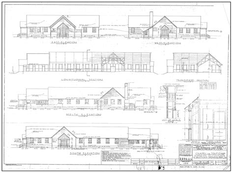 architectural plans architectural drawings