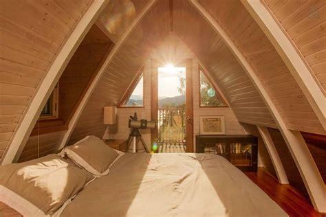 Two Bedroom Loft Floor Plans cozy cabin with ocean view woodz